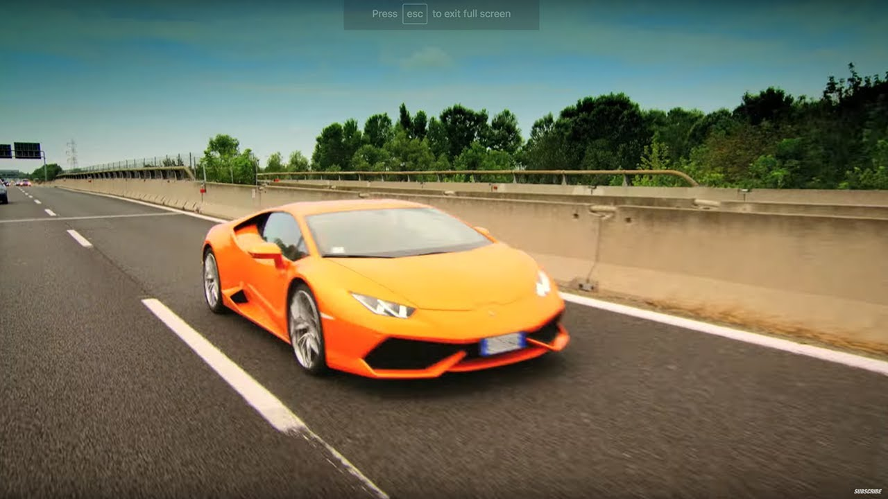 Top Gear The Perfect Road Trip  Cars Used