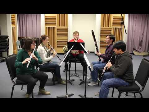 Kingdom Hearts: Pirate's Gigue for Wind Quintet