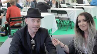 Flogging Molly interview @ Provinssi 27.6.2019