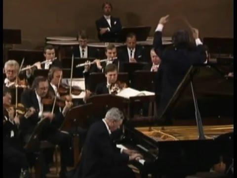 Antonín Dvořák -  Piano Concerto in G minor, Op 33, performed by Rudolf Firkušný
