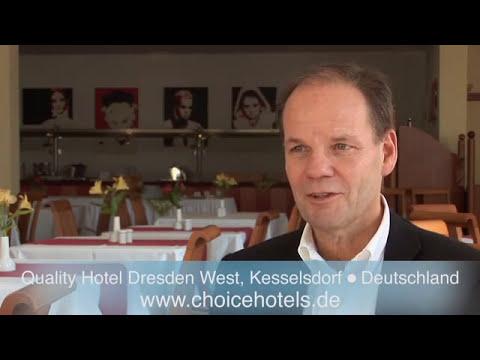 Quality Hotel Dresden West - Erkunden Sie Das Hotel Mit Dem Inhaber
