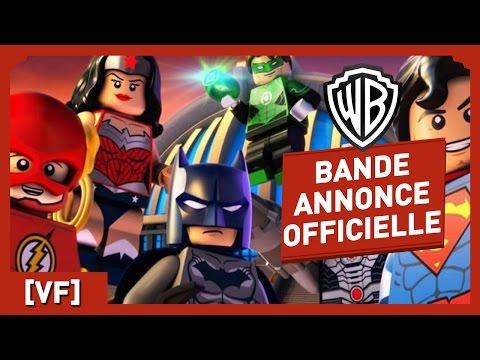 LEGO DC La Ligue des Justiciers : S'Évader de Gotham City - Bande Annonce Officielle (VF)