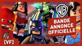 LEGO DC La Ligue des Justiciers : S'Évader de Gotham City - Bande Annonce Officielle (VF) streaming
