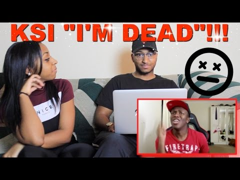 "Couple Reacts : ""I'M DEAD"" By KSI Reaction!!!"
