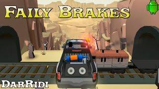 игра Faily Brakes машинка без тормозов игра на телефоне