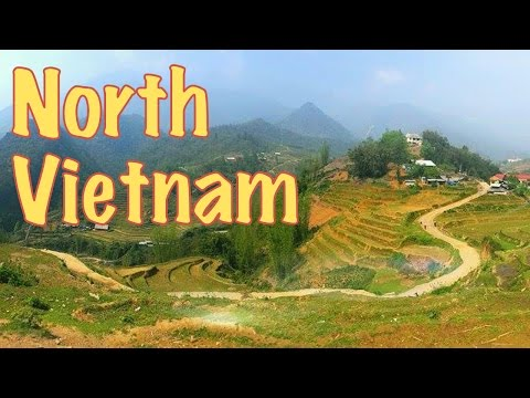 Traveling in north VIETNAM | Ha Long Bay & Sapa