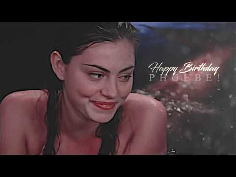 Happy 28th Birthday Phoebe Tonkin!