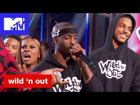 Nick Cannon & New Edition Go Head-to-Head | Wild 'N Out | #Wildstyle
