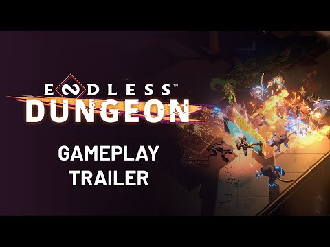 Endless Dungeon drops first gameplay trailer