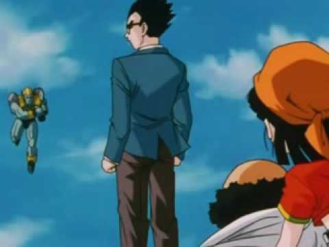 Dragon Ball Gt : Son Gohan Vs General Rilldo