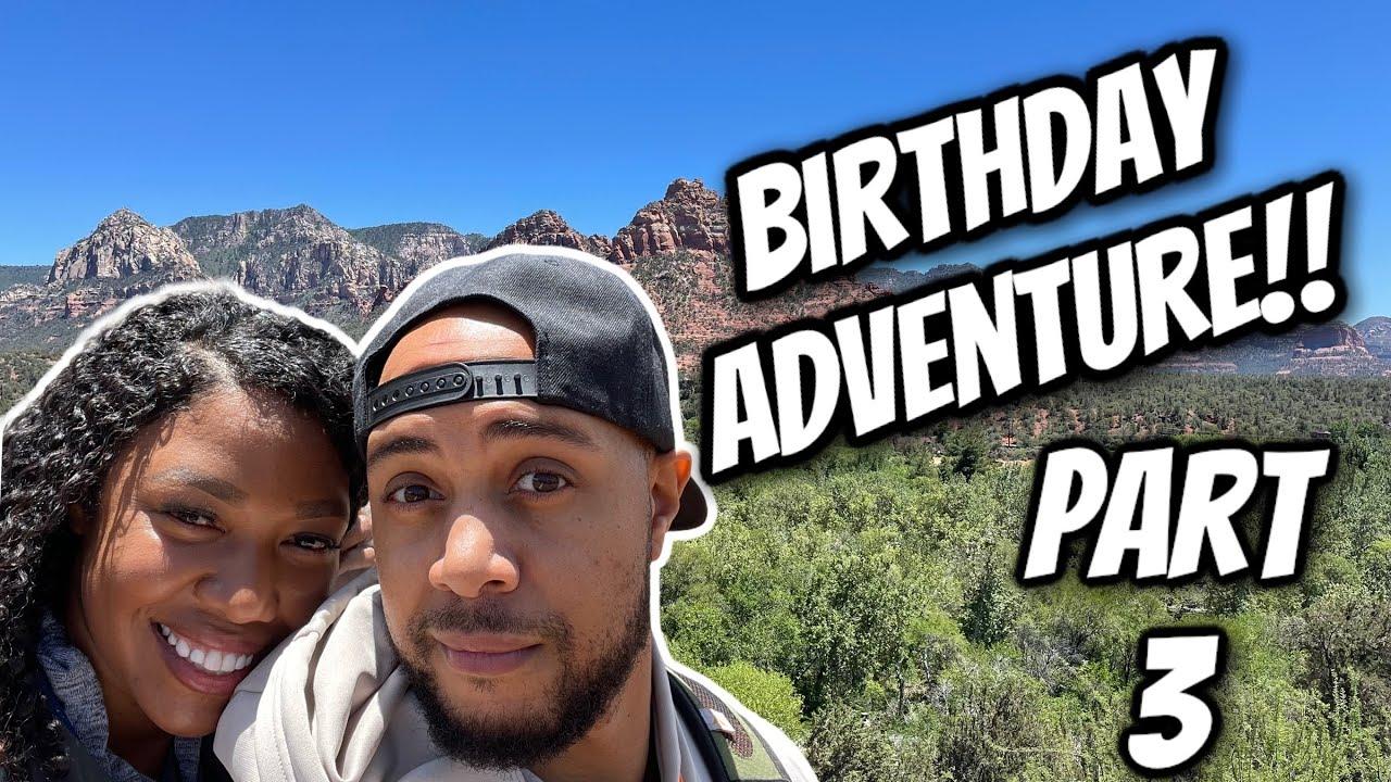Moving to ARIZONA ? Visit SEDONA  Black Couple Travel Vlog
