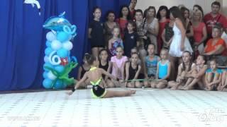 o1.ua - Турнир по художественной гимнастике - день 1-й (полная версия)