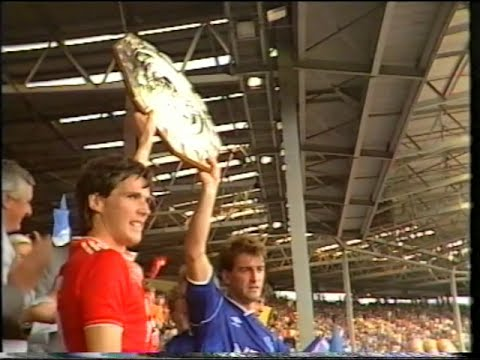 Everton 1 Liverpool 1 16/08/1986 Charity Shield