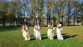Jimmiki Kammal Dance | Edinburgh | Spot Choreography | Diwali Special Release 2017