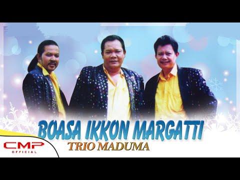 Trio Maduma Vol. 1 - Boasa Ikkon Margatti (Official Lyric Video)