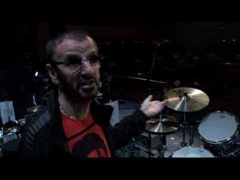 Ringo Starr and his 2010 All Starr Band - Rehearsals!