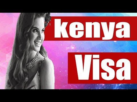 Kenya Tourist Visa || How to Get Kenya Visa || HINDI/URDU