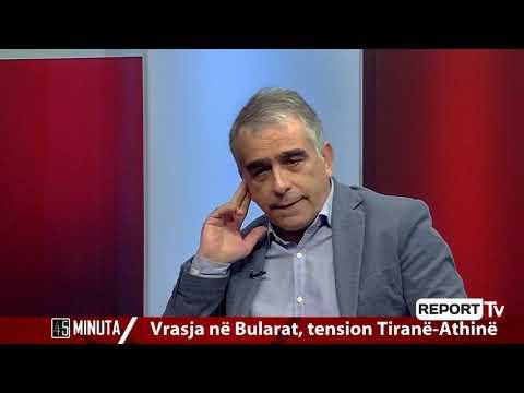 Report Tv-Vrasja e grekut, historiani Xhufi: Problemi fillon që te varrezat