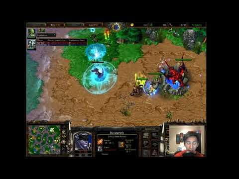 Check (NE) vs Lyn (Orc) - G2 - Show Match-  WarCraft 3 - WC####