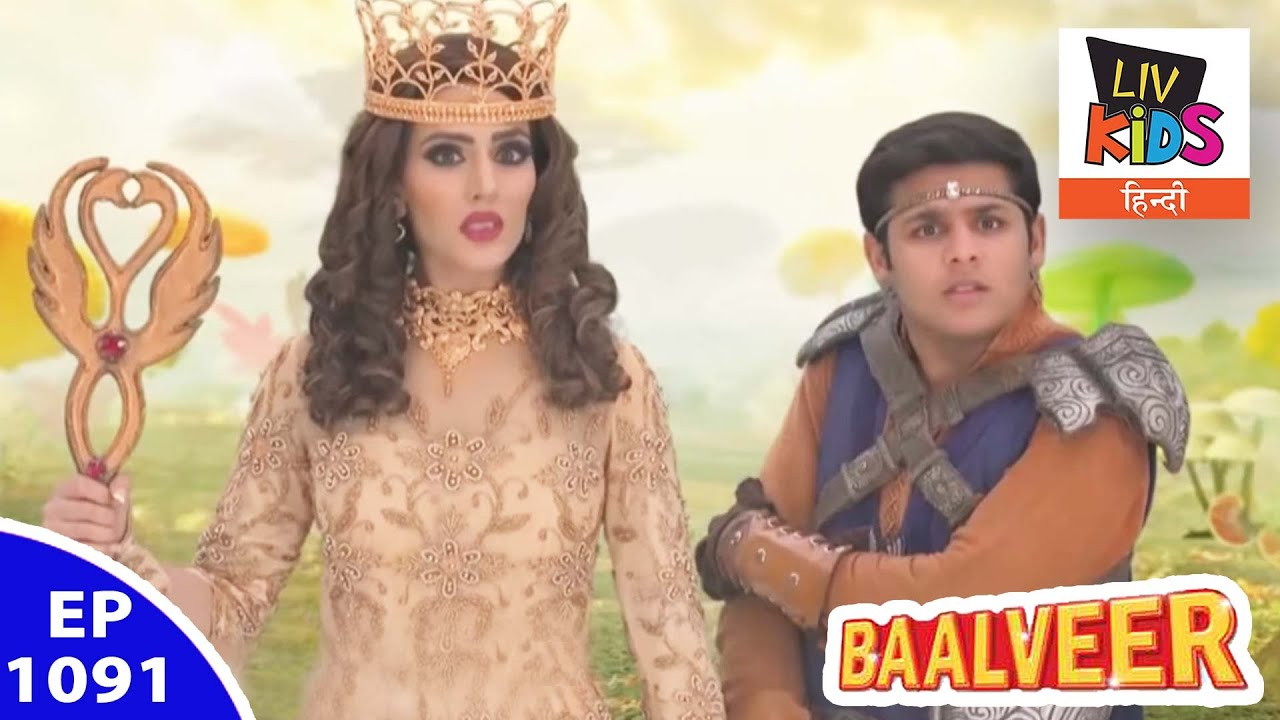 Baal Veer - बालवीर - Episode 1091 - Will Rani Pari And Baalveer Find A Way Out?