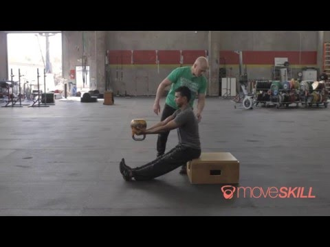 Instructional: Weighted Hamstring Stretch