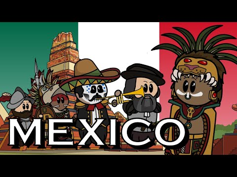 The Animated History Of Mexico