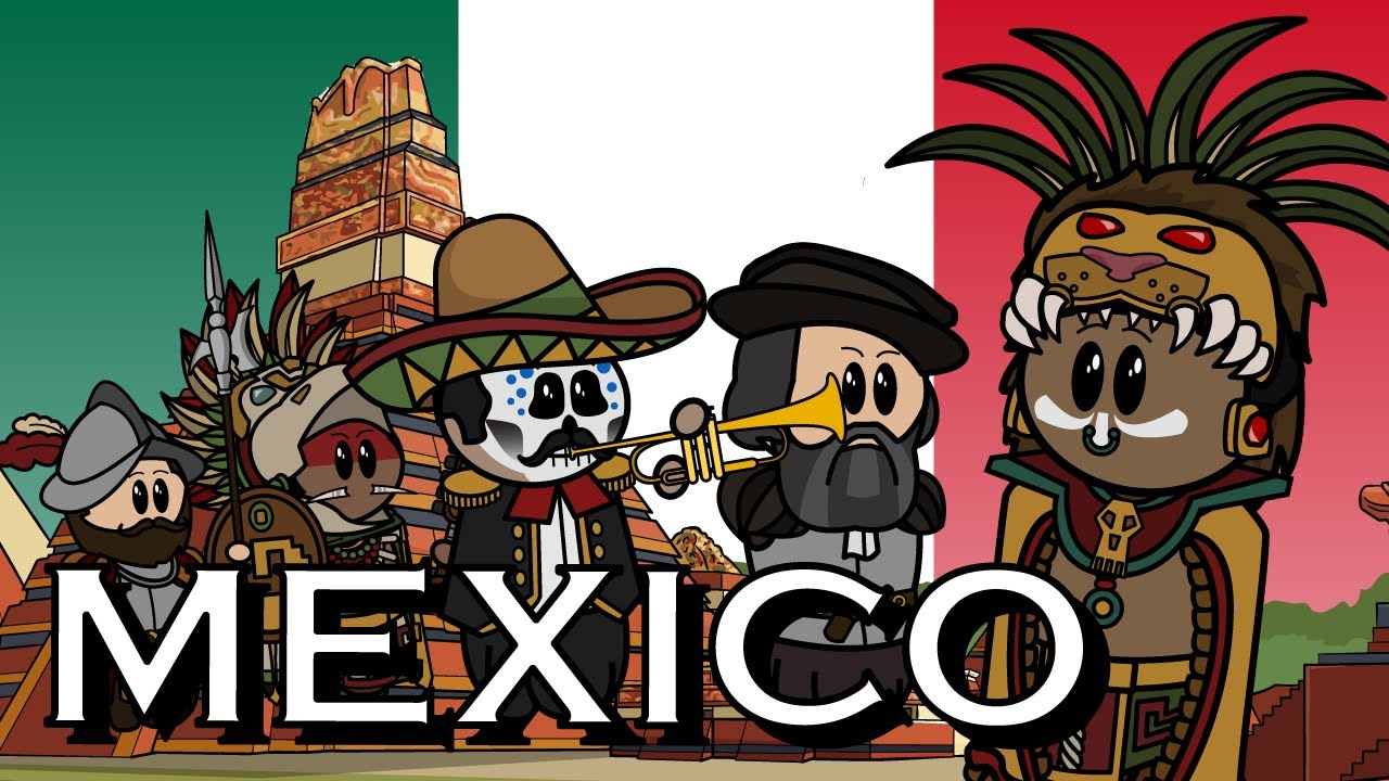 Download The Animated History of Mexico