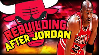 Rebuilding The Chicago Bulls AFTER The Last Dance! | NBA 2K20 Chicago Bulls Rebuild 98-99 Season