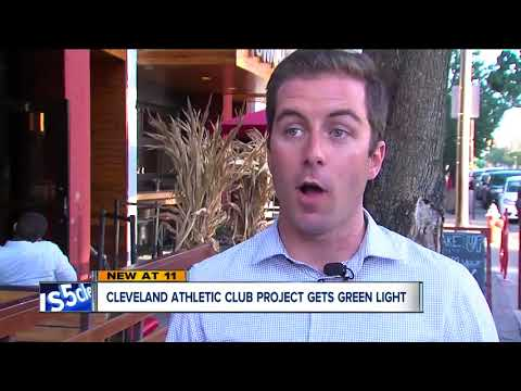Historic Cleveland Athletic Club will get $62 million facelift