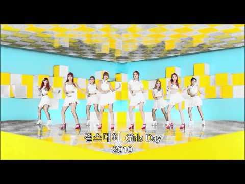 K-pop Girl group history(한국 걸그룹 역사)