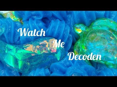 Watch Me Decoden - iPhone 7/8+ Ocean Case