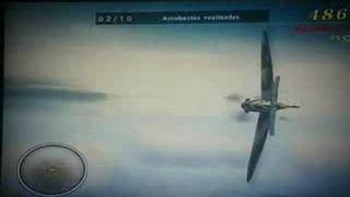 blazing angels 2 secret missions of WWII:Edu y Guiem