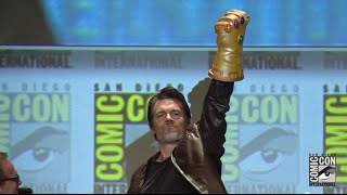 Official- Josh Brolin Emerges as Thanos at the Marvel Studios Panel from Comic-Con 2014