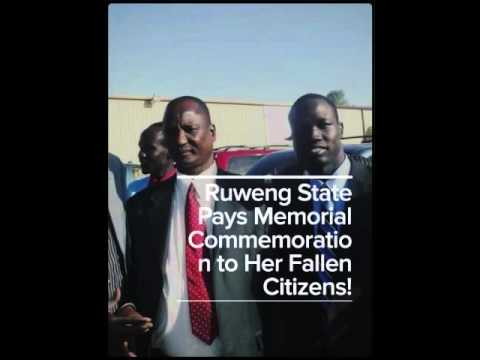 Ruweng State Commemorates South Sudan Citizens!