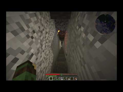 Minecraft Modded FTB Hermitpack S1E2 Mining A Bit And Other Stuff!