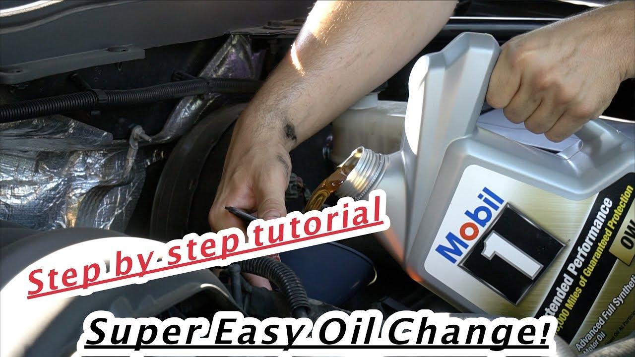 2014 Silverado Sierra Oil Change Or Any 5 3l Ls Youtube
