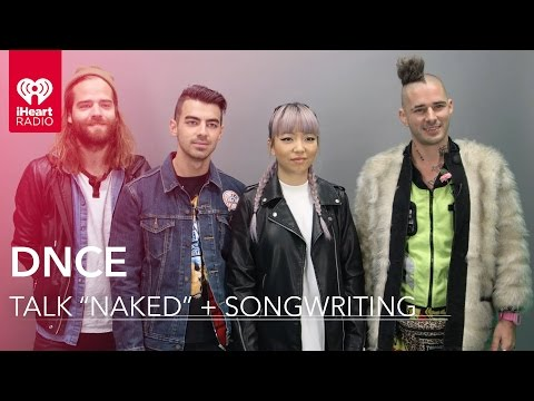"""DNCE Talk """"Naked"""" + Songwriting Process 
