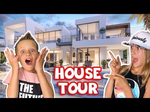 HOUSE TOUR!!!!!