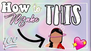 How to make a Roblox YT profile pic (Mobile) | UnixEllie