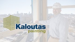 New England Area Commercial Painters - Kaloutas Painting