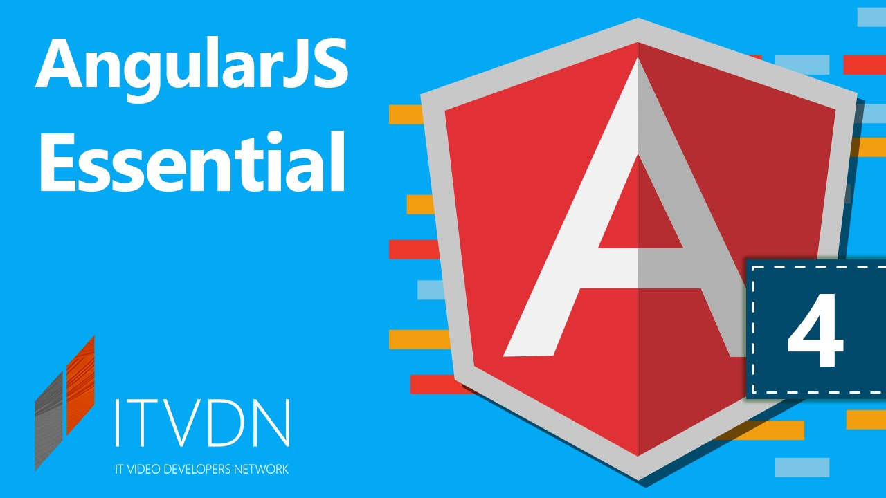 Видеокурс по AngularJS Essential. Урок 4. Контроллеры и Scope