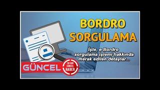 Maaş bordrosu sorgulama | E Bordro maaş sorgulama işlemi