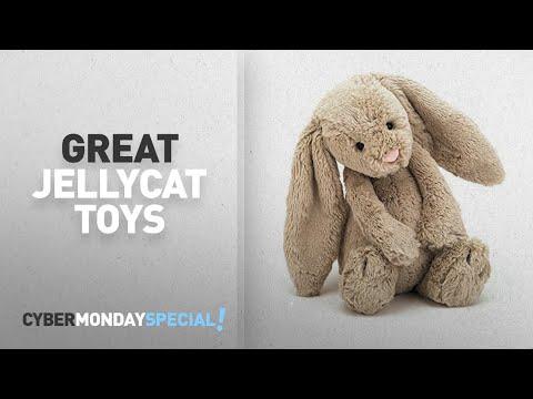 Top Cyber Monday Jellycat Deals: Jellycat Bashful Beige Bunny, Medium, 12 inches