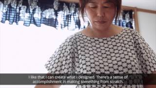 Megumi Project - a social enterprise in the town of Onagawa- This i...