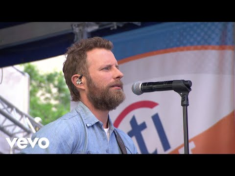 Dierks Bentley - Living (Live From The TODAY Show)