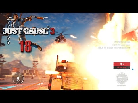 Just Cause 3 (Lets Play   Gameplay) Episode 18: Vulture