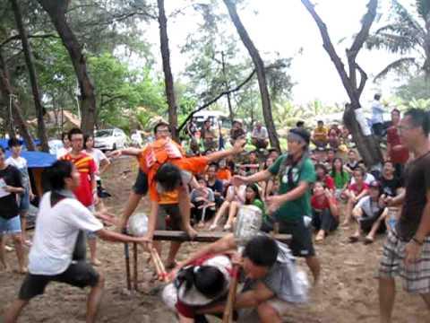 Trận chiến giữa các bộ lạc