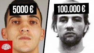 Die meistgesuchten Verbrecher Deutschlands