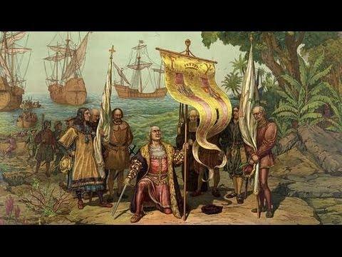 El descubrimiento de América - Historia Internacional - YouTube