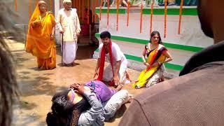 Abhiman movies suting set very nice secn